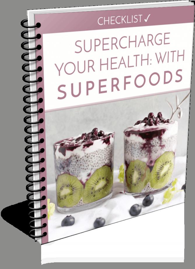 Superfoods PLR Checklist