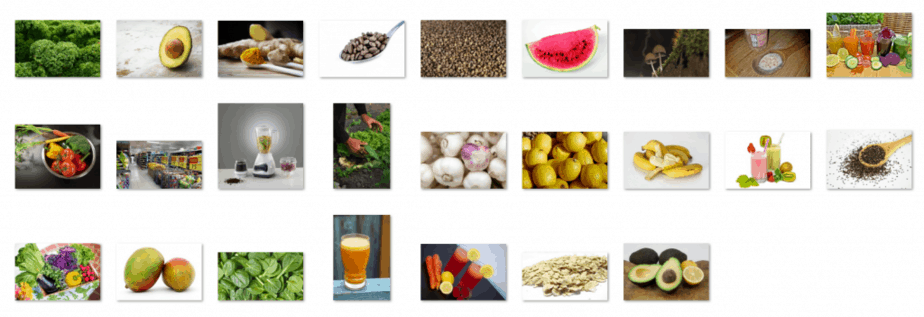 Superfoods Royalty Free Images