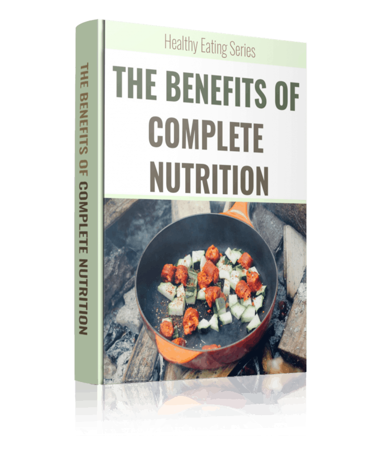 The Benefits of Complete Nutrition Cover