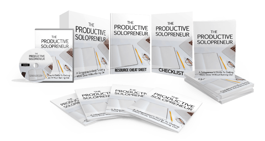 The Productive Solopreneur Bundle