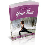 Toned Butt Premium PLR Package 41k Words