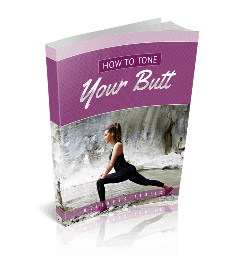 Tone Your Butt Premium PLR Ebook