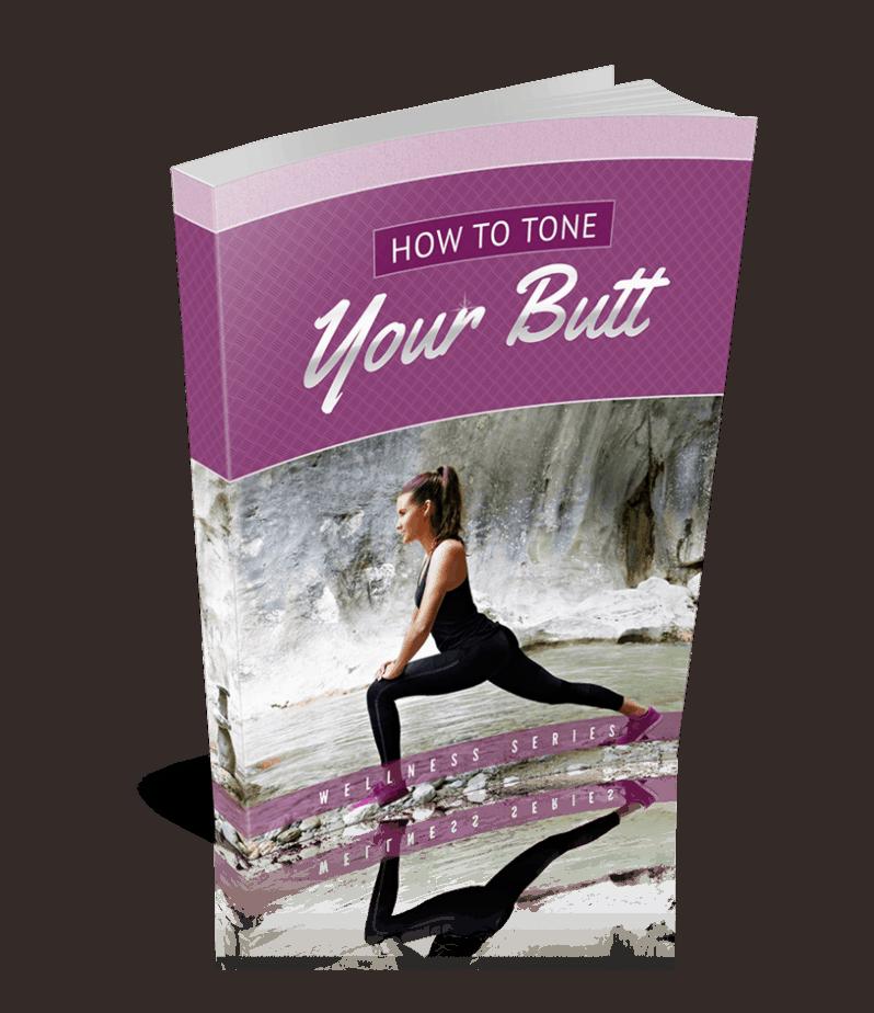 Tone Your Butt Premium PLR Ebook