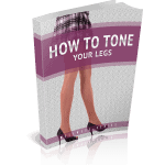Toned Legs Premium PLR Package 53k Words