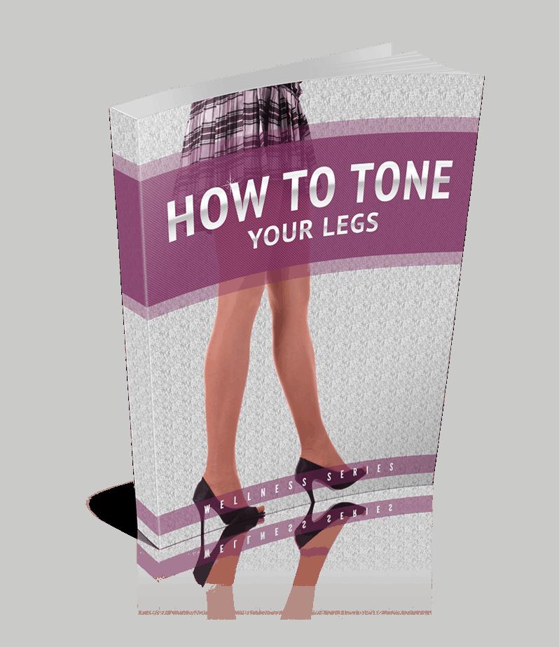 Tone Your Legs Premium PLR Ebook
