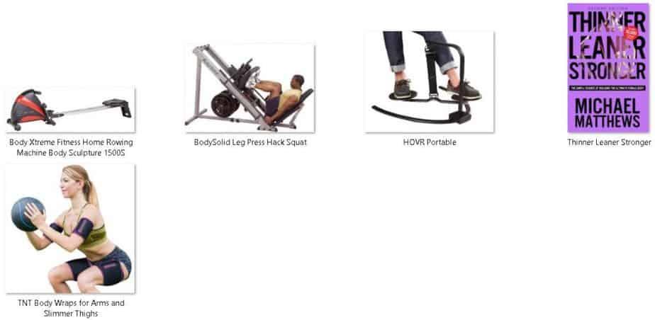 Toned Legs Premium PLR Product Reviewed