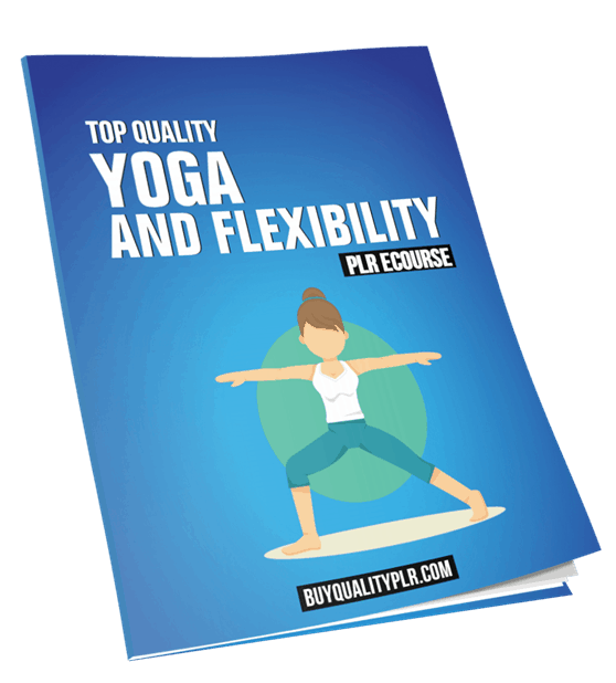 Top Quality Yoga and Flexibility PLR Email Course