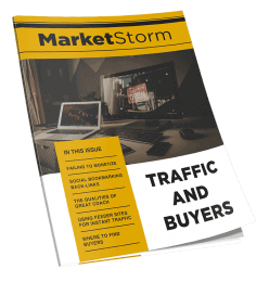 Traffic And Buyers Master Resell Rights Magazine