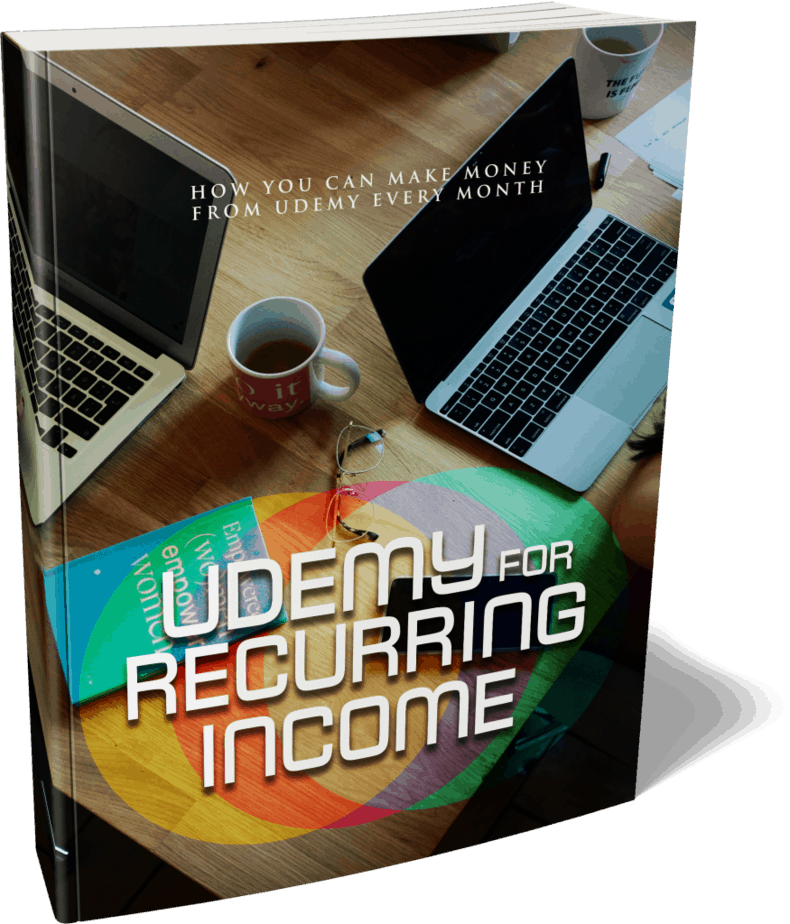 Udemy For Recurring Income Ebook