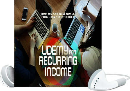 Udemy For Recurring Income Voice over