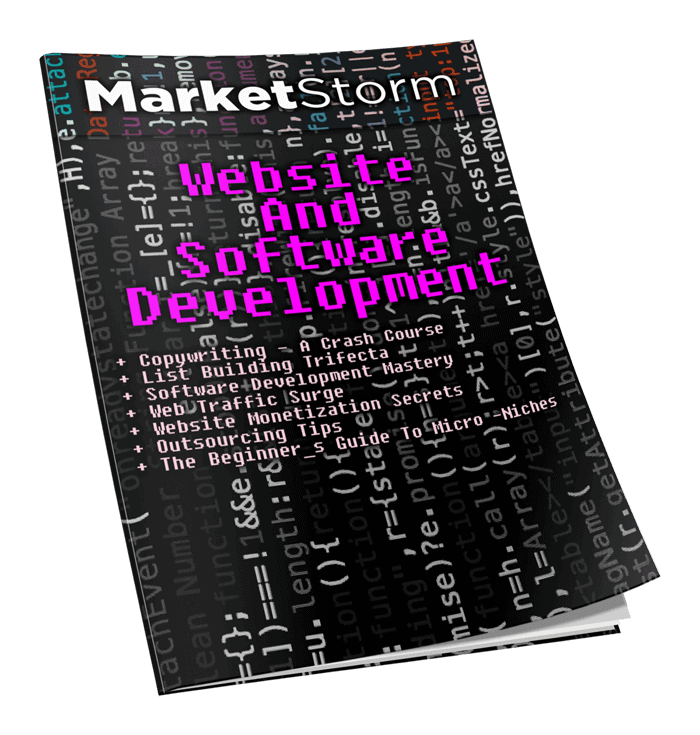 Website And Software Development Master Resell Rights Magazine