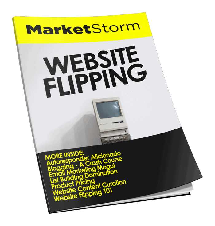 Website Flipping Master Resell Rights Magazine