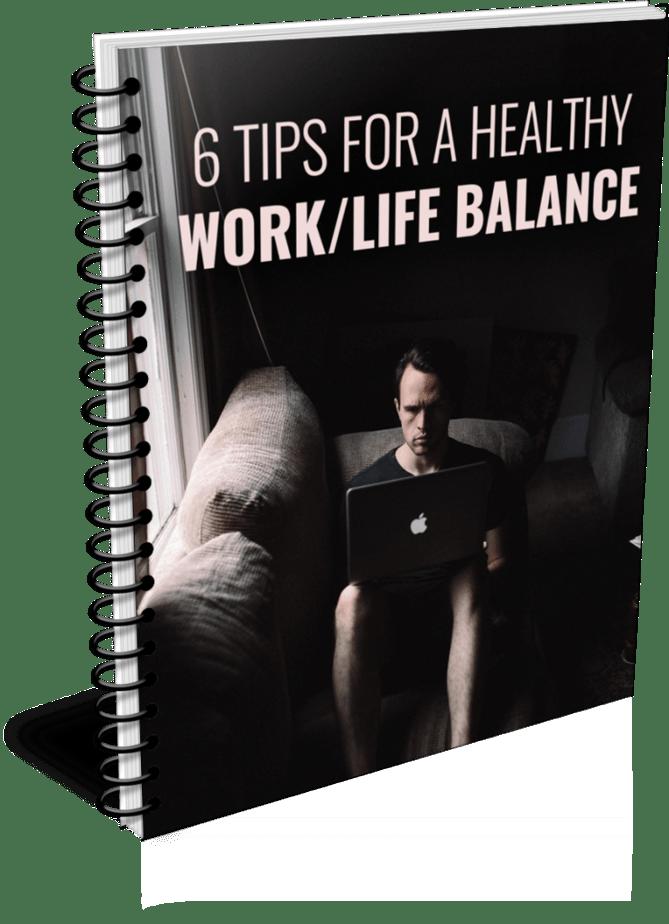 Work Life Balance PLR Report
