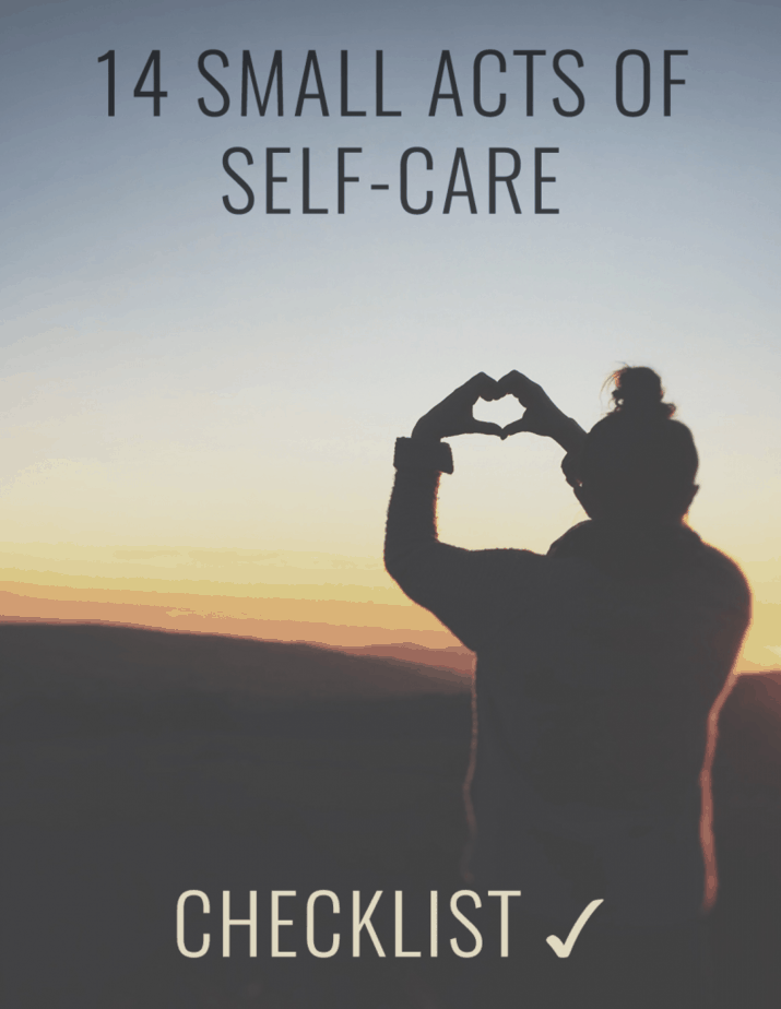 Self Care PLR Checklist