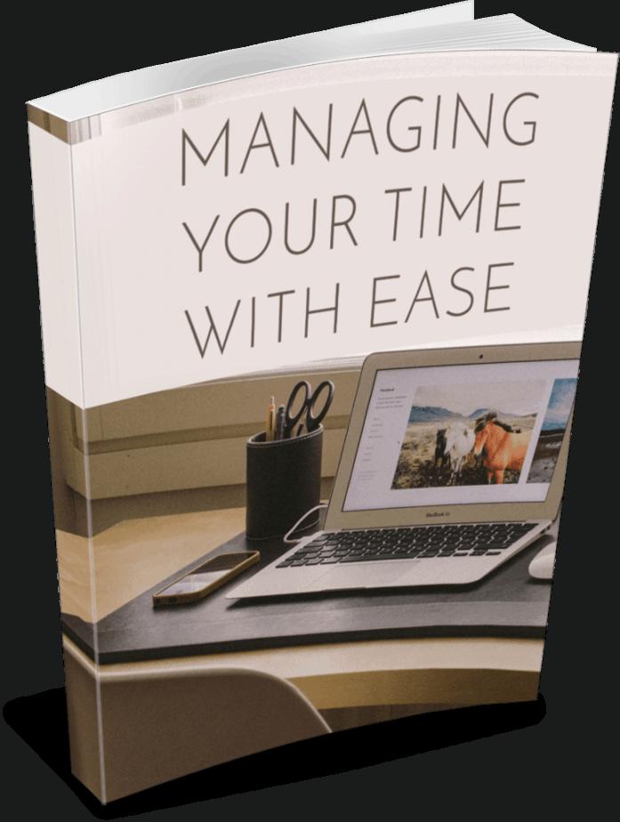 Time Management Premium PLR Ebook