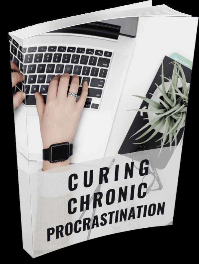 End Procrastination Premium PLR Ebook