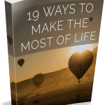Making the Most of Life Premium PLR Package 27k Words