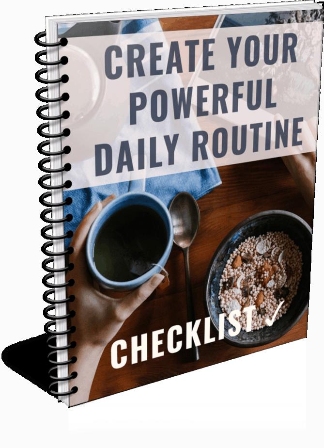 Routine Premium PLR Checklist