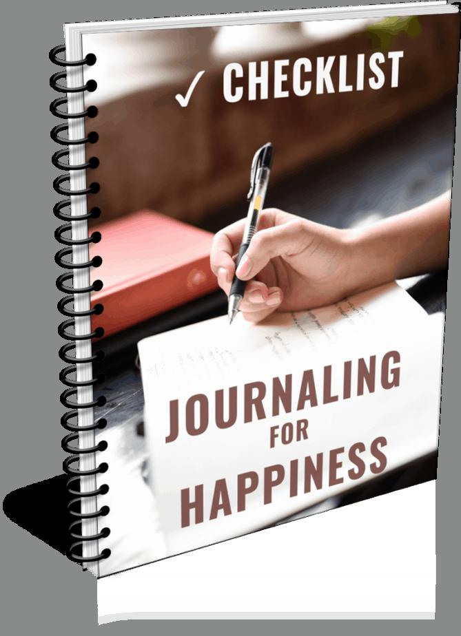 Journaling Premium PLR Checklist