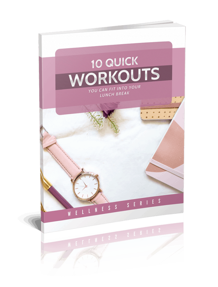 10 Quick Workouts Premium PLR Report