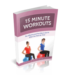 15 Minute Workouts Preium PLR