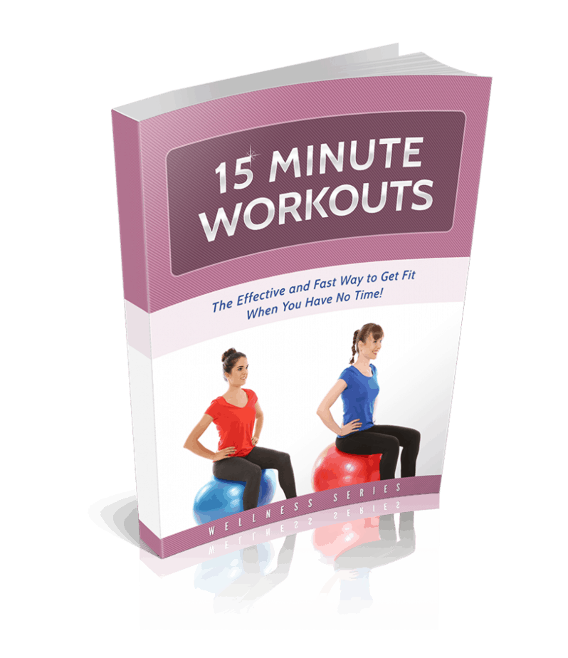 15 Minute Workouts Premium PLR Ebook