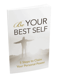5 Steps To Claim Your Personal Power MRR eBook and Optin Page