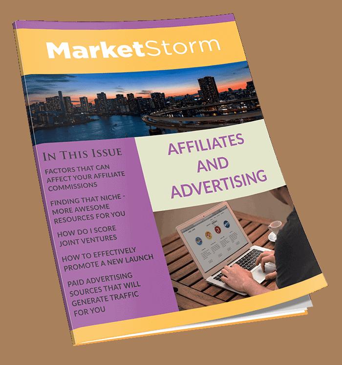 Affiliates And Advertising MRR Magazine