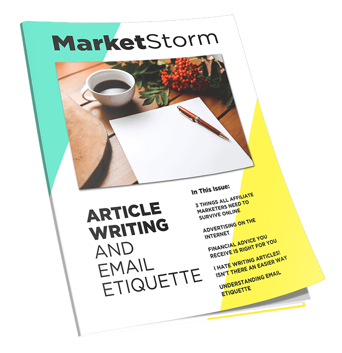 Article Writing And Email Etiquette MRR Magazine