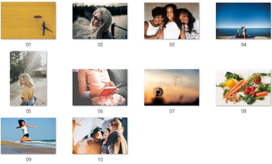 Be Happy Royalty Free Images