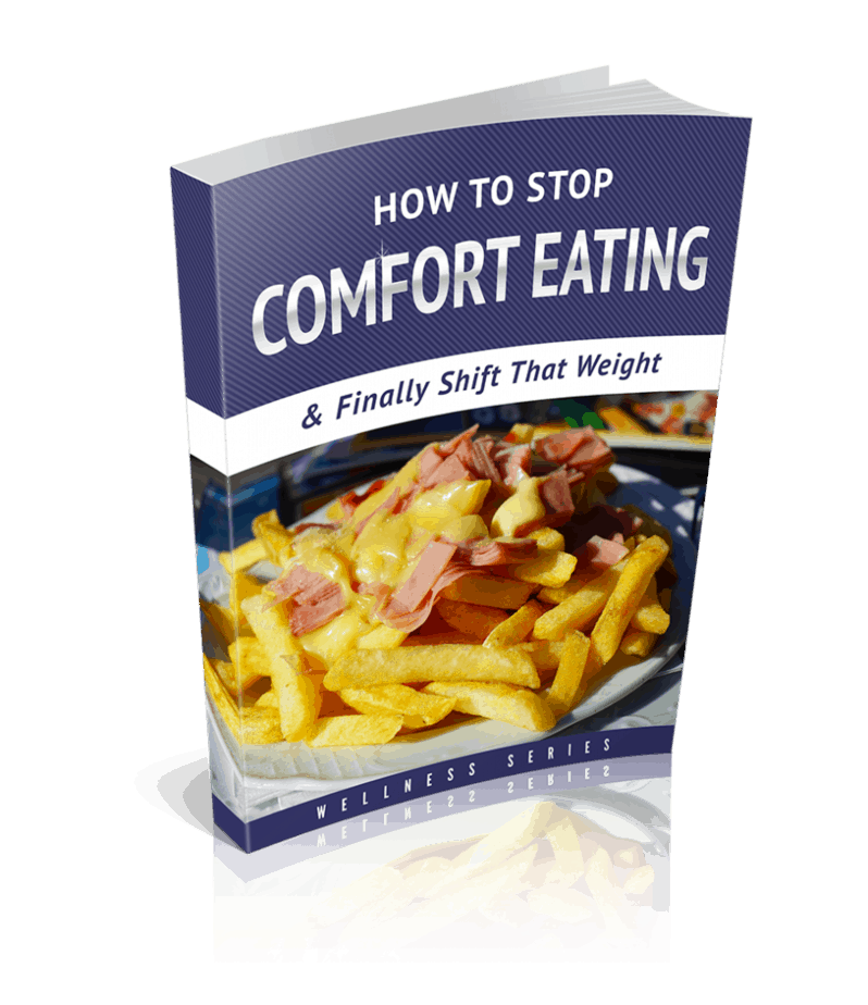 How To Stop Comfort Eating PLR eBook