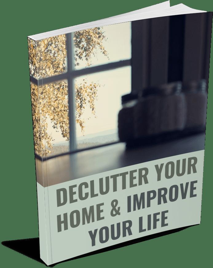 Declutter Your Home PLR Ebook