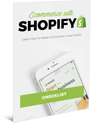 Ecommerce With Shopify Checklist