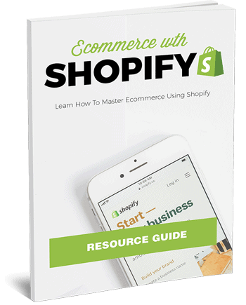 Ecommerce With Shopify Resources