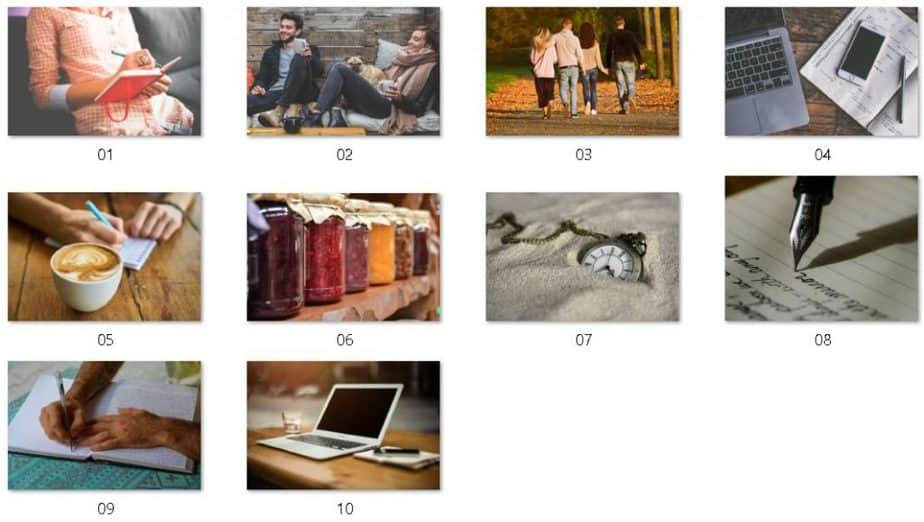 Journaling Royalty Free Images