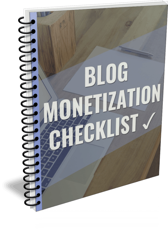 Monetize Your Blog PLR Checklist