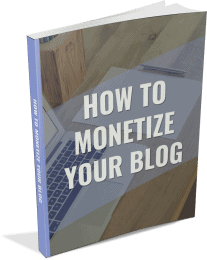 Monetize Your Blog PLR eBook