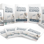 Personal Branding Blueprint Sales Funnel with Master Resell Rights