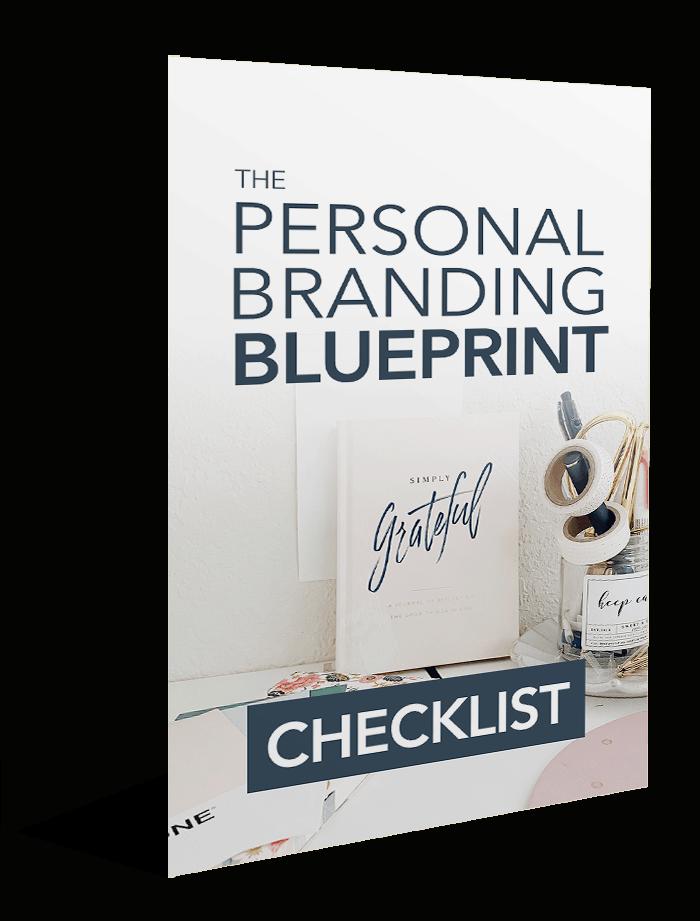 Personal Branding Blueprint Checklist