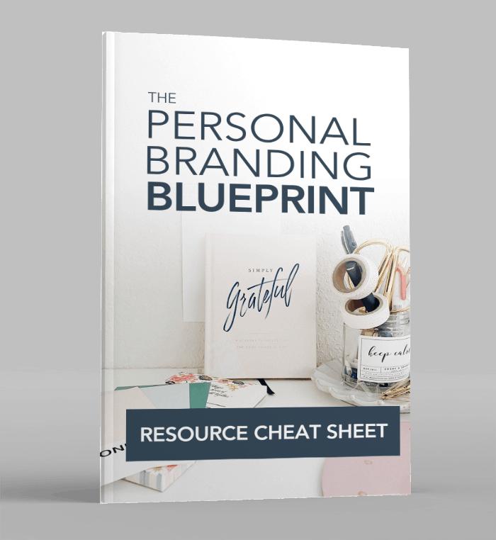 Personal Branding Blueprint Resource