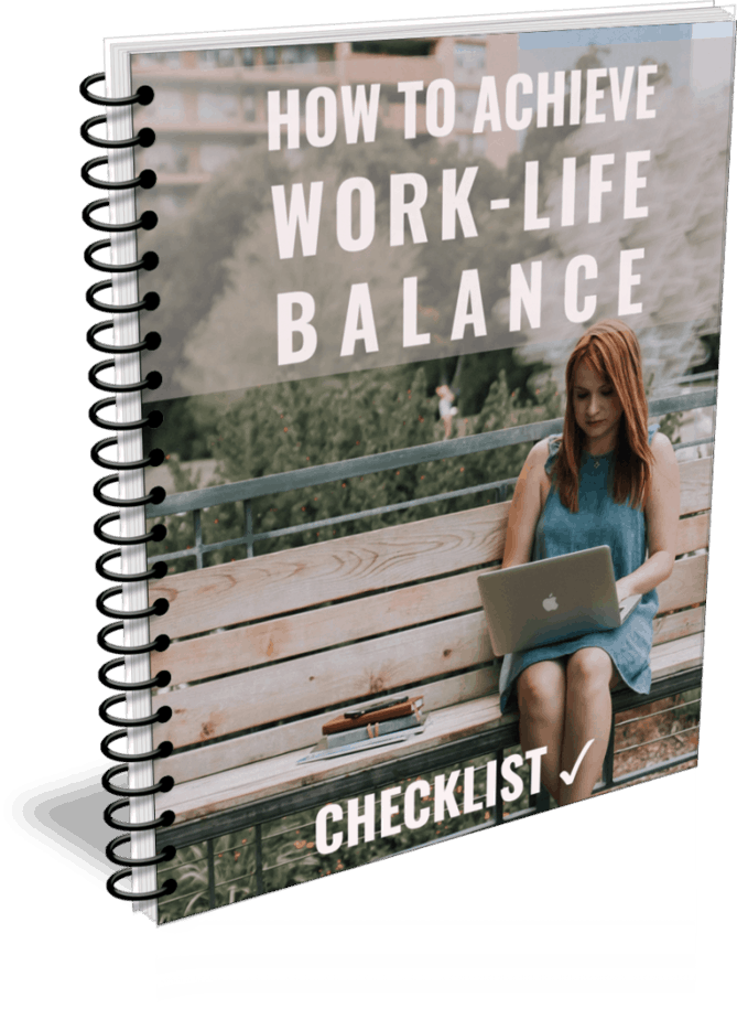 Work Life Balance PLR Checklist