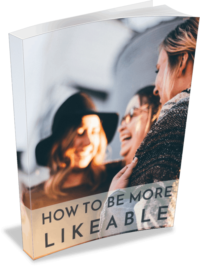 Be More Likeable Premium PLR Ebook