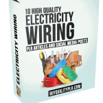 10 High Quality Home Electricity Wiring PLR Articles and Social Posts