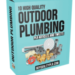 10 High Quality Outdoor Plumbing PLR Articles and Tweets