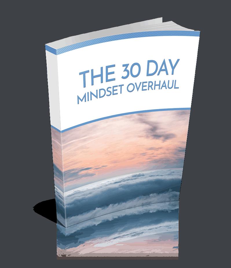 30 Day Mindset Overhaul Premium PLR Checklist