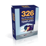 326 Fill-in-the-blank Online Business PLR Templates