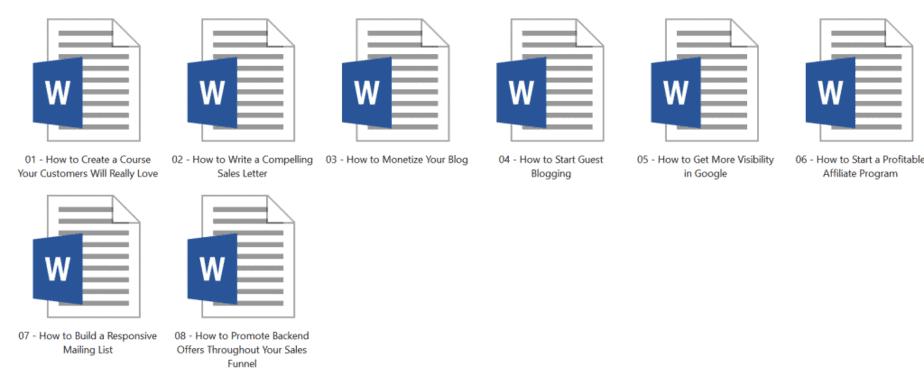 Article Library 20 Premium Internet Marketing PLR Articles Pack