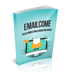 Emailcome Premium Email Marketing PLR Guides 6 pbk L