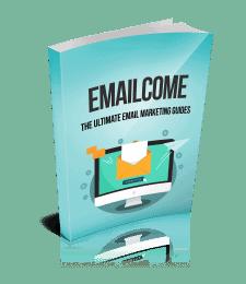 Emailcome Premium Email Marketing PLR Guides 6 pbk L