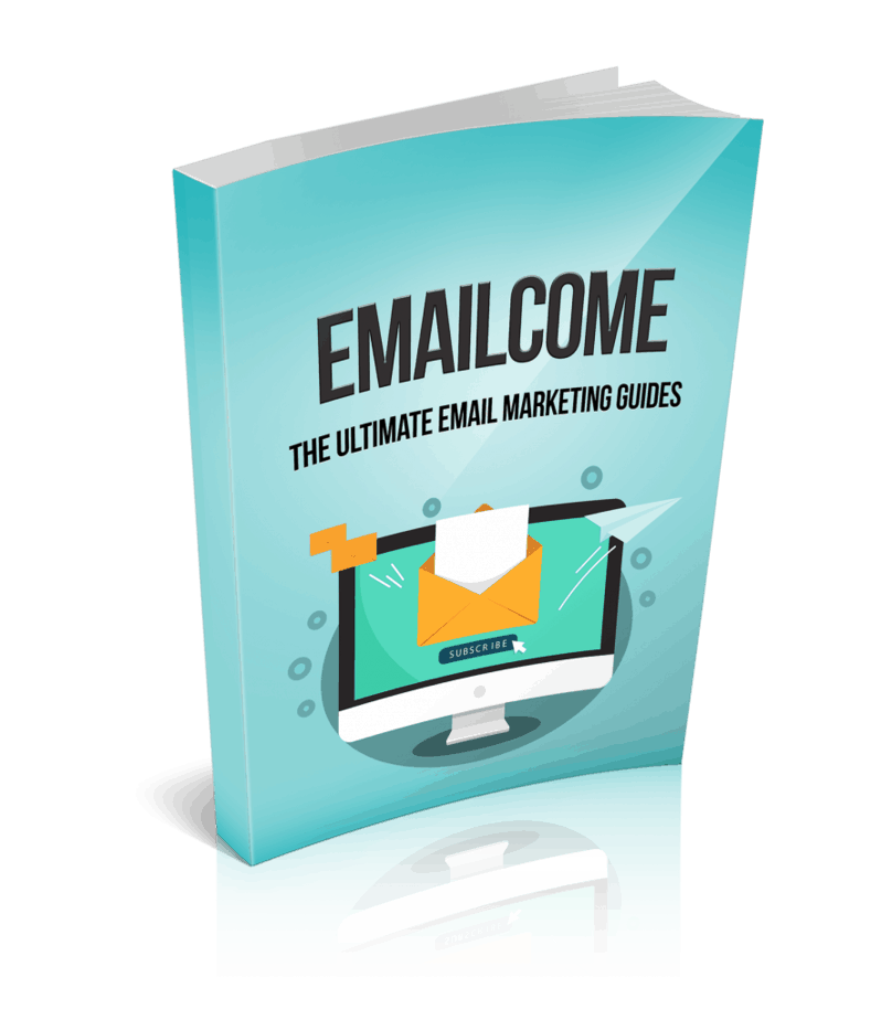 Emailcome Premium Email Marketing PLR Guides